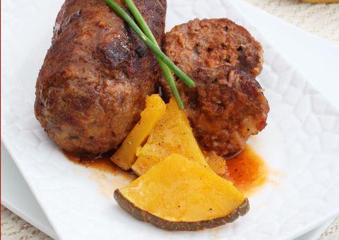 Image Result For Receta Pastel De Calabaza Y Carne Picada
