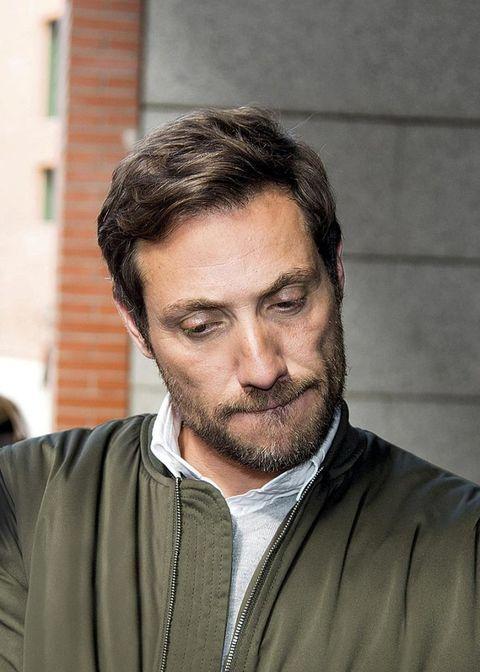 Antonio David Flores, preocupado por el futuro judicial de su mujer