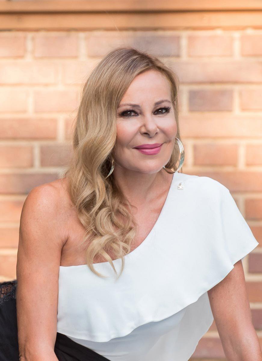 """Ana Obregón Follando ana obregón: """"fernando martín es el único que ha tenido la"""