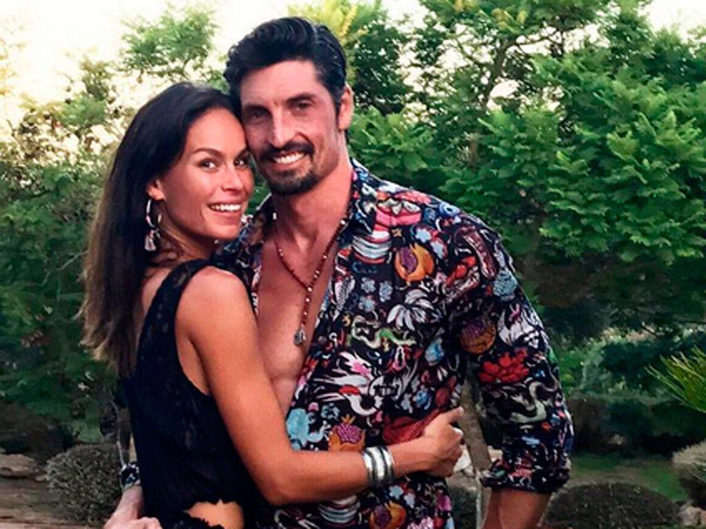 Mireia Canalda y Felipe López