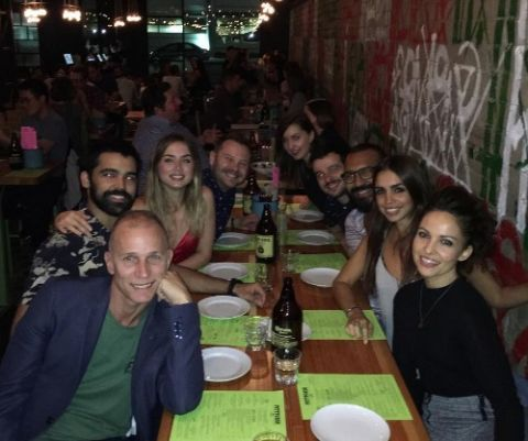 People, Event, Crowd, Fun, Meal, Party, Night, Dinner, Supper, Restaurant,