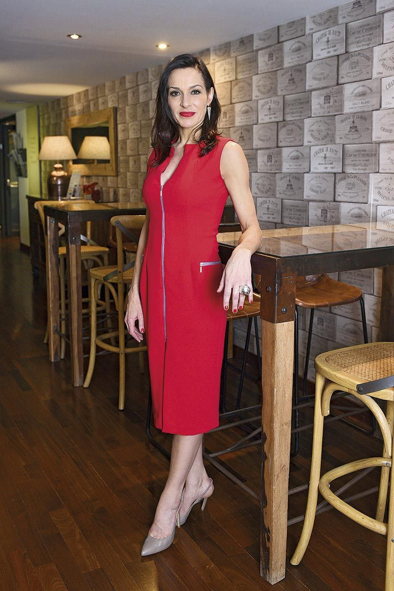 Natalia Millán protagoniza Billy Elliot
