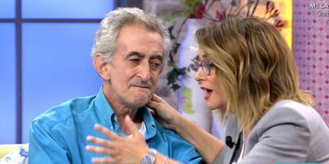 José Antonio Botella 'Chapis' y Toñi Moreno