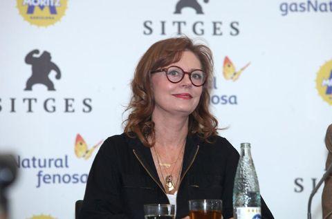 Susan Sarandon en Sitges