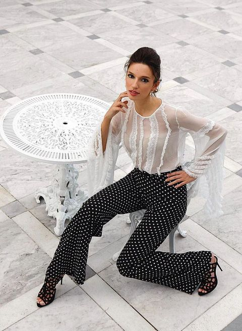 Ainara de Santamaría Miss Tierra España