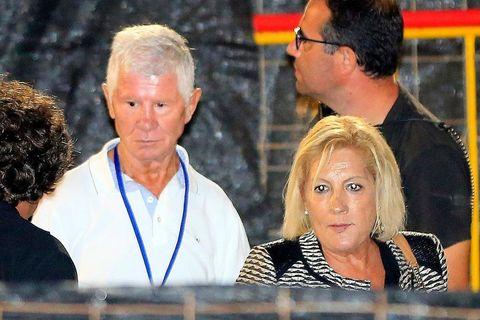 David Bisbal invita a su suegra a su concierto más especial