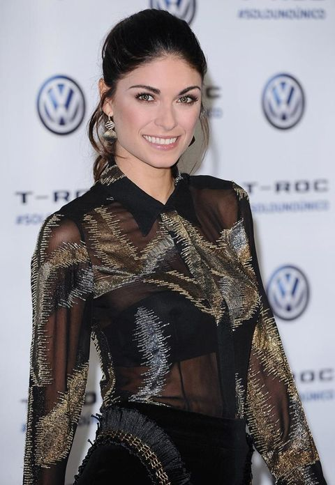 Linda Morselli, la novia de Fernando Alonso