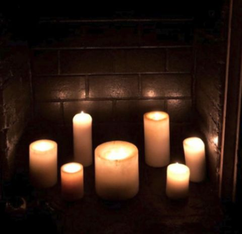 Candle, Lighting, Light, Darkness, Wax, Flame, Interior design, Room, Flameless candle, Lantern,