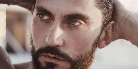 Facial hair, Hair, Face, Beard, Forehead, Moustache, Chin, Eyebrow, Head, Nose,