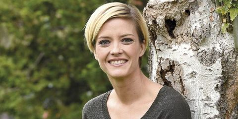 María Casado publica Historias de la tele