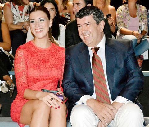 María Jesús Ruiz vuelve con Gil Salgado