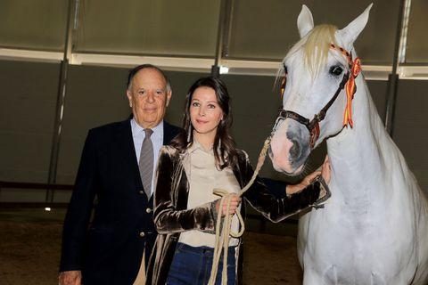 Horse, Bridle, Halter, Horse tack, Horse supplies, Rein, Stallion, Mare, Horse trainer, Recreation,