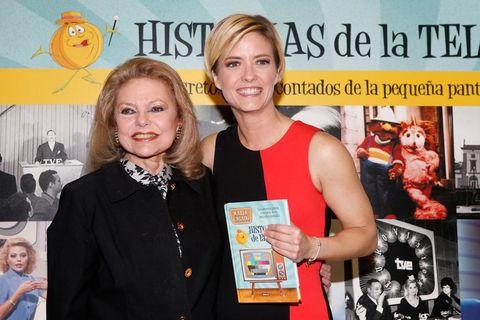 María Casado presenta su libro 'Historias de la tele'