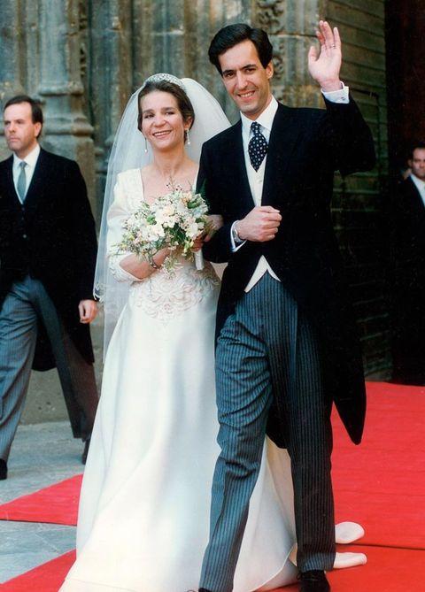 Se cumplen 10 años del anuncio de la separación de Infanta Elena y Jaime de Marichalar