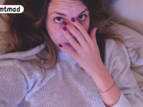 Face, Facial expression, Nose, Skin, Head, Eyebrow, Finger, Eye, Hand, Lip,