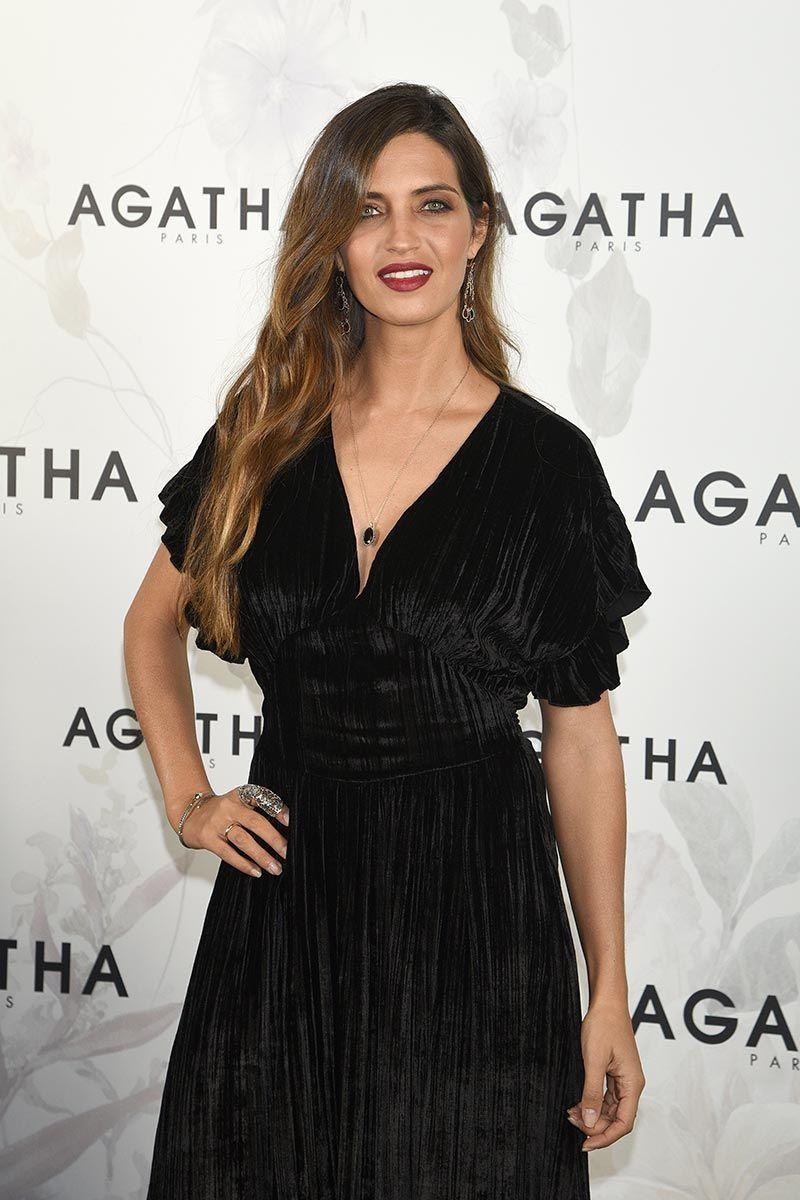 Sara Carbonero presenta la tercera colección cápsula para Agatha