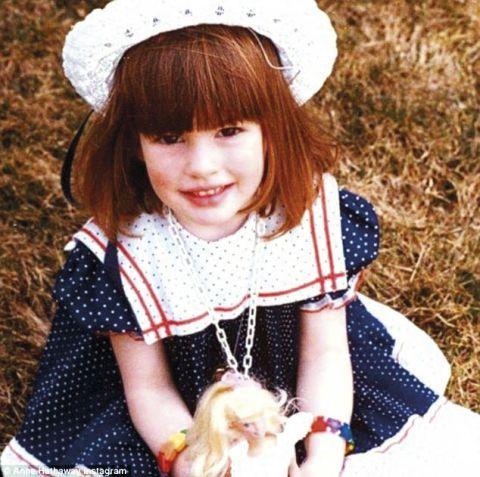 Anne Hathaway en 10 pistas