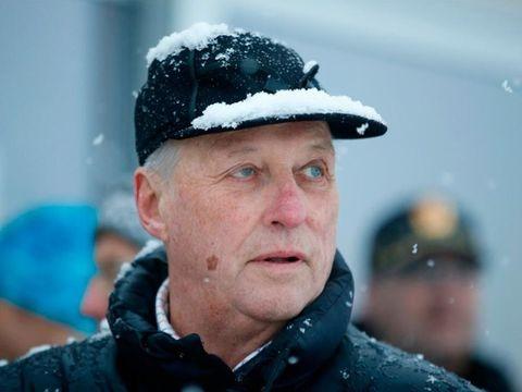 Harald de Noruega ingresado de urgencia
