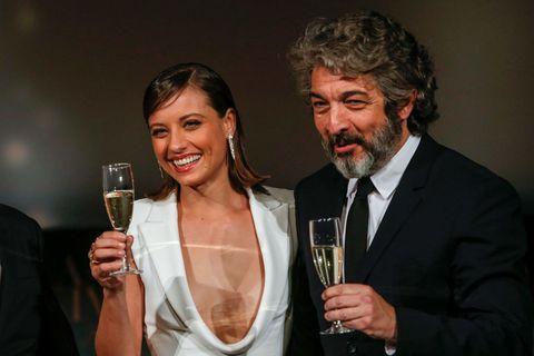 Michelle Jenner y Ricardo Darín, protagonistas del anuncio de Freixenet