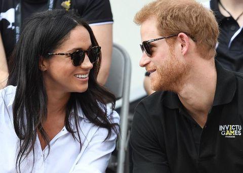 Enrique de Inglaterra anuncia su compromiso con Meghan Markle.