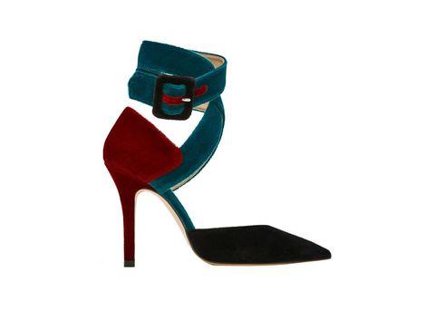 zapatos de fiesta de invierno