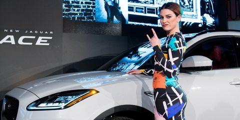 Auto show, Vehicle, Car, Automotive design, Mid-size car, Model, Exhibition, Suzuki, Automotive window part, Subcompact car,
