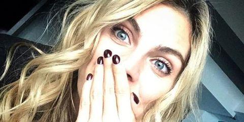 Face, Hair, Blond, Eyebrow, Skin, Nose, Beauty, Cheek, Head, Hairstyle,