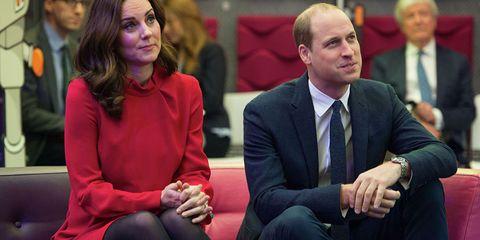 El lado más infantil de los duques de Cambridge