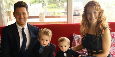 People, Child, Family, Toddler, Family pictures, Smile, Formal wear,