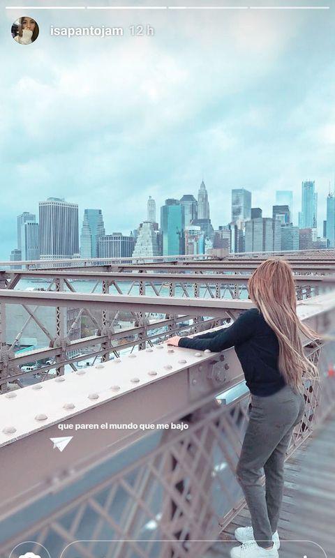 Chabelita Pantoja y Alberto Isla en Nueva York