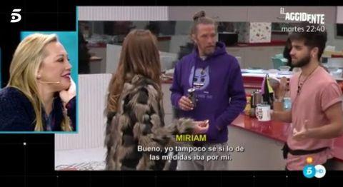 Belén Esteban en 'Gran Hermano Revolution'