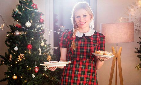 Christmas, Tartan, Christmas eve, Plaid, Christmas decoration, Design, Christmas tree, Holiday, Pattern, Tree,