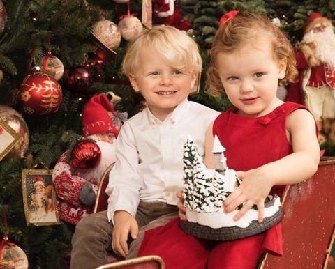 felicitaciones de Navidad de las casa reales europeas