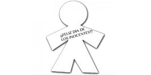 Muñeco Santos Inocentes