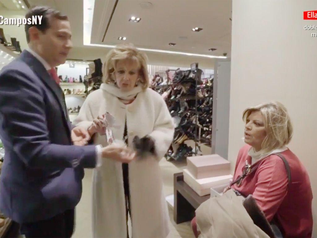 3 100 Nueva Euros En María Campos York Gasta Zapatos Se Teresa kuiPZOX