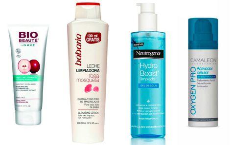 limpiadoras de cara