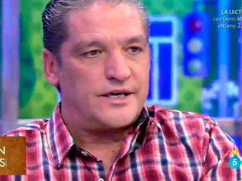 Gustavo González en 'Sálvame'