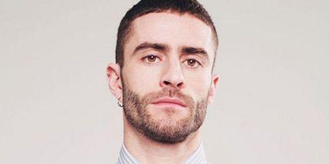 Facial hair, Face, Hair, Beard, Chin, Forehead, Moustache, Eyebrow, Cheek, Head,