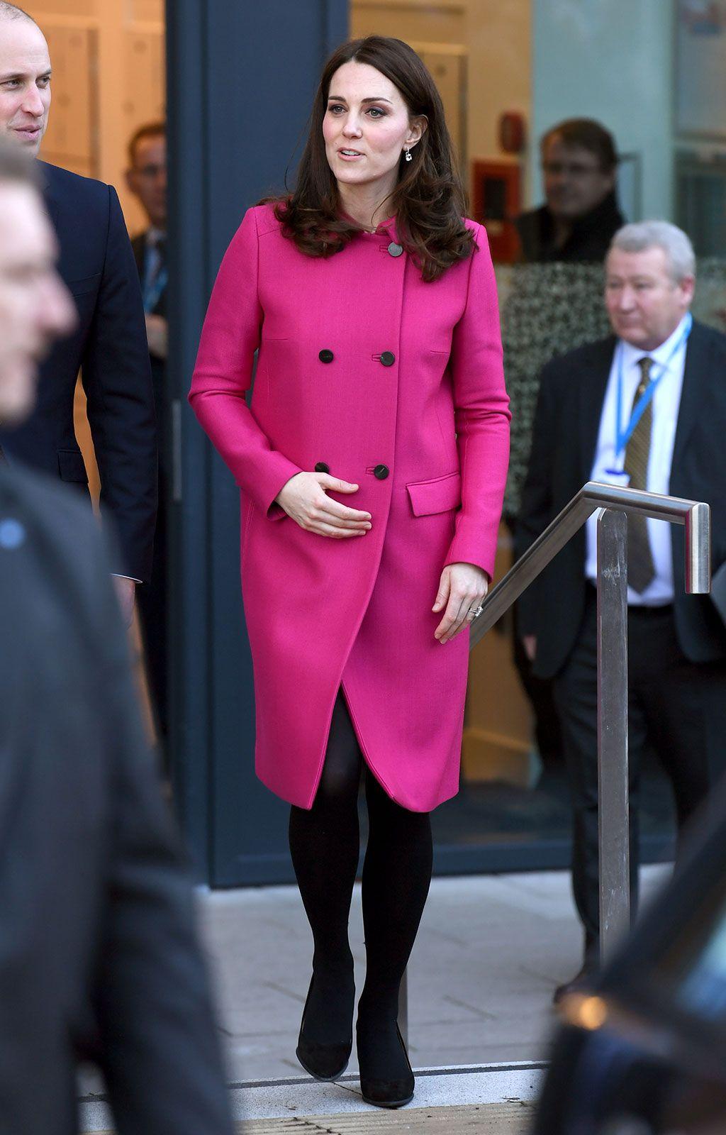 Kate Middleton: sus mejores looks embarazada