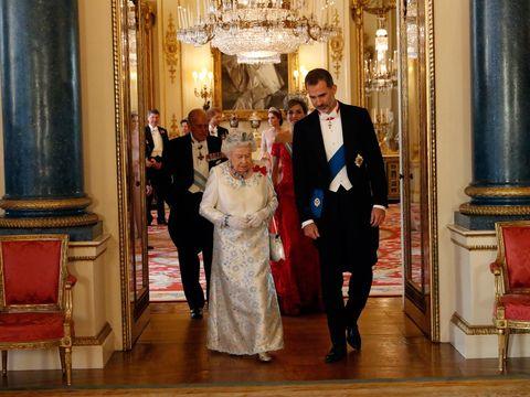 El rey Felipe VI, acto oficial de su agenda 2017-2018