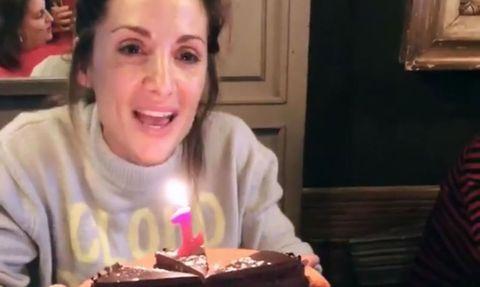 Food, Cake, Chocolate cake, Birthday, Birthday cake, Chocolate, Torte, Baking, Cake decorating, Icing,