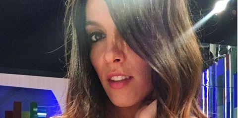 Lorena Castell Saca Su Lado Más Sexy En Zapeando