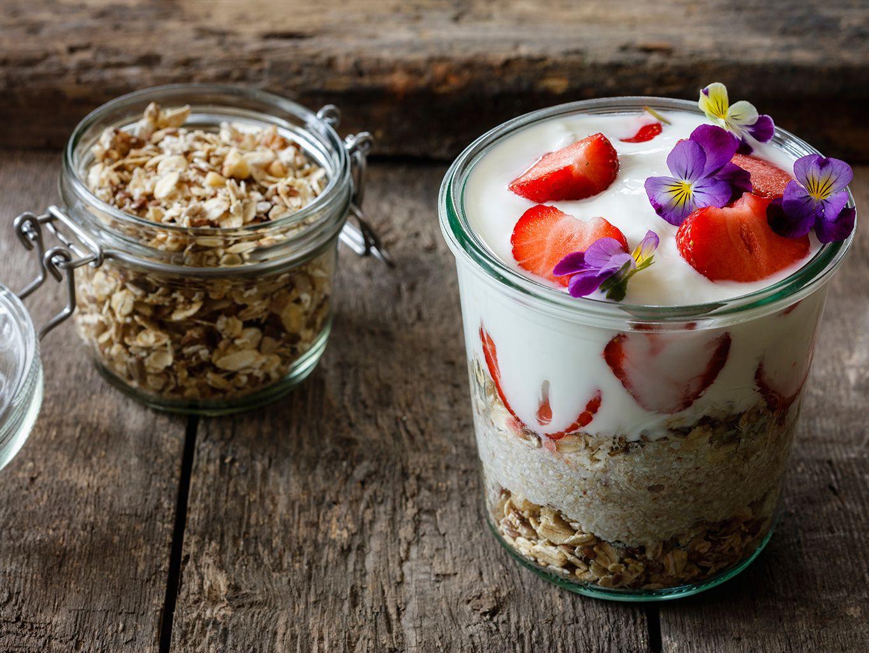 Yogur para desayunar
