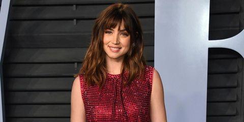 La actriz brilló en la alfombra de esta celebración post Oscar.