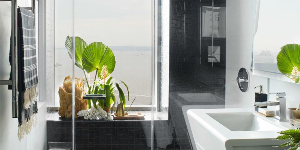 Donu0027t Neglect Your Bathroom U2014 Itu0027s The Perfect Place To Go Luxe. Designer  Neal Beckstedt Shares His 10 Best Tips For Creating The Perfect Space.