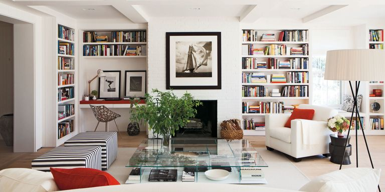 Beachy Living Rooms - Summer Living Rooms