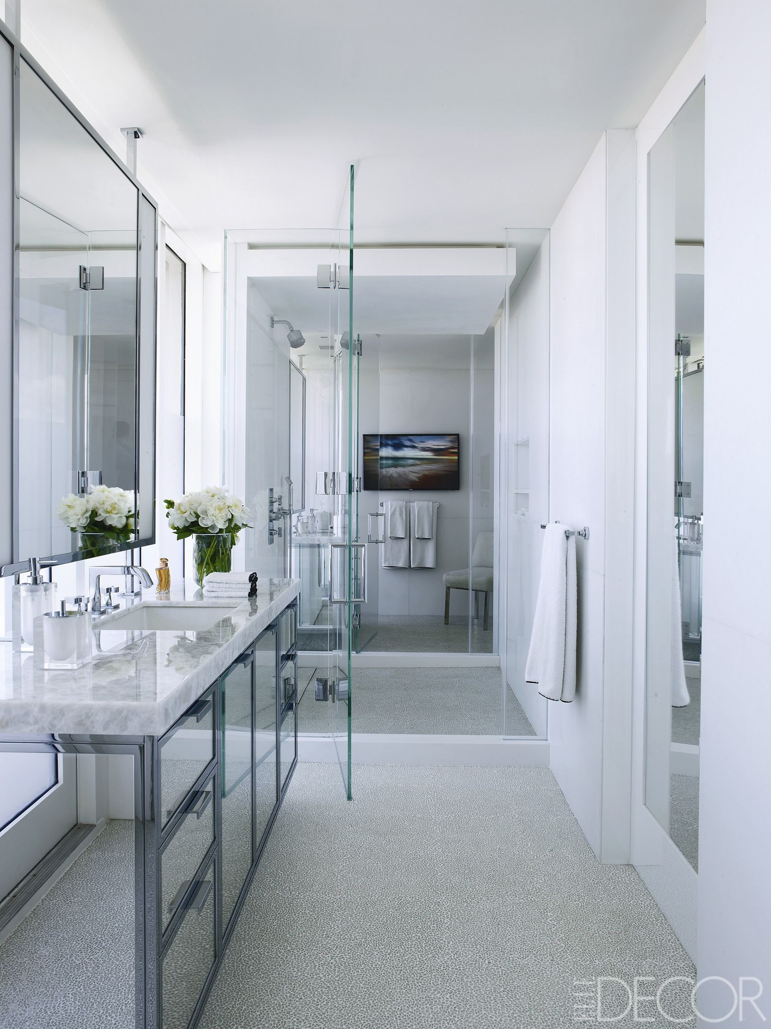 25 Best Modern Bathroom Ideas - Luxury Bathrooms