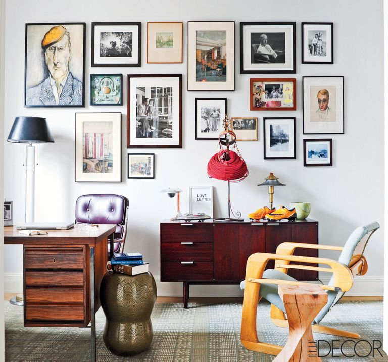 Anthony Edwards And Jeanine Lobell Apartment New York