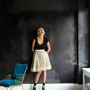 Brown, Shoulder, Dress, Style, Knee, Fashion accessory, Fashion, Beauty, Black, Street fashion,