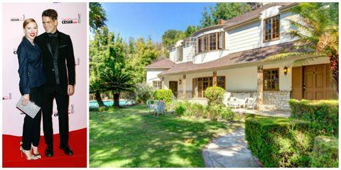 Scarlett Johansson Buys $3.8 Million Los Angeles Home